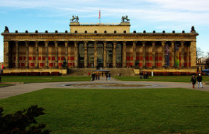 "Blick auf ""Altes Museum"" Photo by: Michael Berlin"